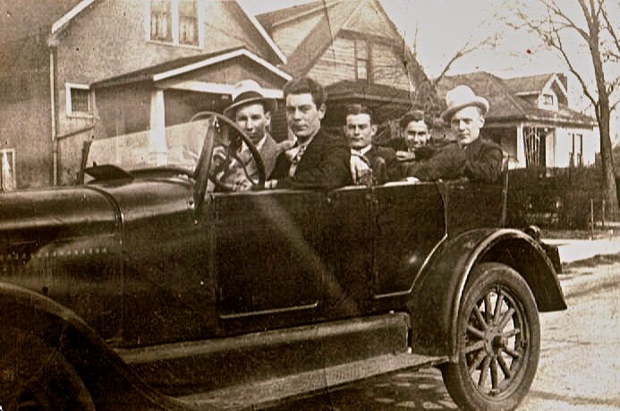 canada 1920 essay